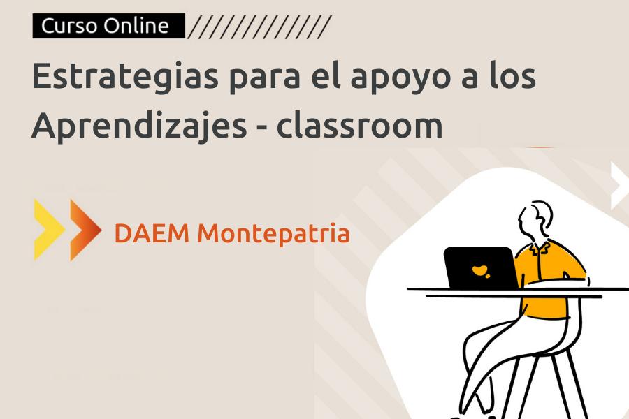 Estrategias para el apoyo a los Aprendizajes - Monte Patria